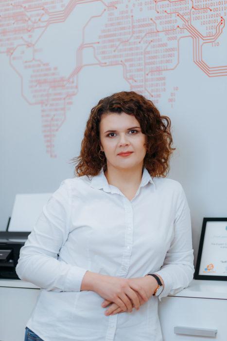 Олена Лубчак