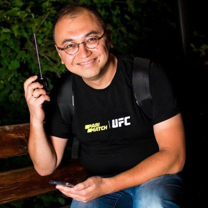 Сергей Сабиров